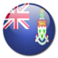 64x64px size png icon of Cayman Islands Flag