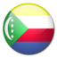 64x64px size png icon of Comoros Flag