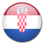 64x64px size png icon of Croatia Flag