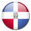 64x64px size png icon of Dominican Republic Flag