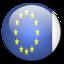 64x64px size png icon of European Union Flag