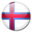 64x64px size png icon of Faroe Islands Flag