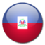 64x64px size png icon of Haiti Flag