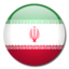 64x64px size png icon of Iran Flag