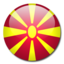 64x64px size png icon of Macedonia Flag
