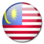 64x64px size png icon of Malaysia Flag