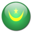 64x64px size png icon of Mauritania Flag