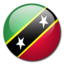 64x64px size png icon of Saint Kitts and Nevis Flag
