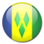 64x64px size png icon of Saint Vincent and the Grenadines Flag
