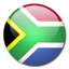 64x64px size png icon of South Africa Flag