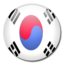 64x64px size png icon of South Korea Flag