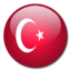 64x64px size png icon of Turkey Flag