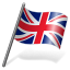 64x64px size png icon of United Kingdom Flag 3