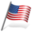 64x64px size png icon of United States Flag 3