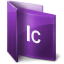 64x64px size png icon of InCopy