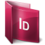 64x64px size png icon of InDesign