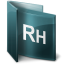 64x64px size png icon of Robo Help