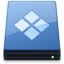64x64px size png icon of BootCamp Disk xp