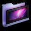 64x64px size png icon of Desktop Blue Folder