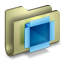 64x64px size png icon of Dropbox Folder