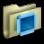 64x64px size png icon of Dropbox Folder