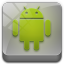 64x64px size png icon of android