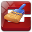 64x64px size png icon of ccleaner