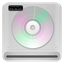 64x64px size png icon of cd rom drive
