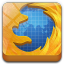 64x64px size png icon of firefox 2