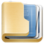 64x64px size png icon of folder data