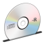 64x64px size png icon of Disc CD R