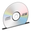 64x64px size png icon of Disc CD RW
