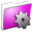 64x64px size png icon of Folder Smart