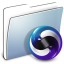 64x64px size png icon of Graphite Smooth Folder Themes