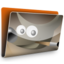 64x64px size png icon of GIMP