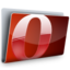64x64px size png icon of Opera 9 2