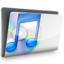 64x64px size png icon of iTunes 7