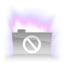 64x64px size png icon of Aurora NoAccess