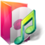 64x64px size png icon of Folders music