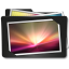64x64px size png icon of Folders Imagenes II