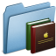 64x64px size png icon of Blue Books