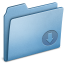 64x64px size png icon of Blue Drop