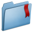 64x64px size png icon of Blue Favorites