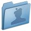 64x64px size png icon of Blue MacThemes