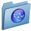 64x64px size png icon of Blue Sites