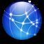 64x64px size png icon of Dot Mac Logo