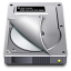 64x64px size png icon of Internal Drive alt 1