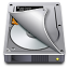 64x64px size png icon of Internal Drive alt 2