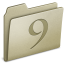 64x64px size png icon of Lightbrown Classic
