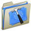 64x64px size png icon of Lightbrown Developer alt